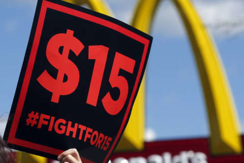 Montgomery Co. lawmakers again seek $15 minimum wage, this time by 2022