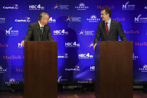 Va. governor's race debate takes aim at health care fight