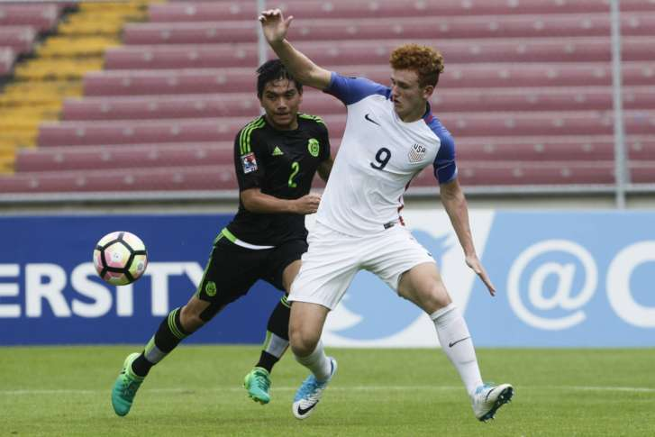 Werder Bremen Confirm Deal to Sign US Prodigy Josh Sargent in 2018