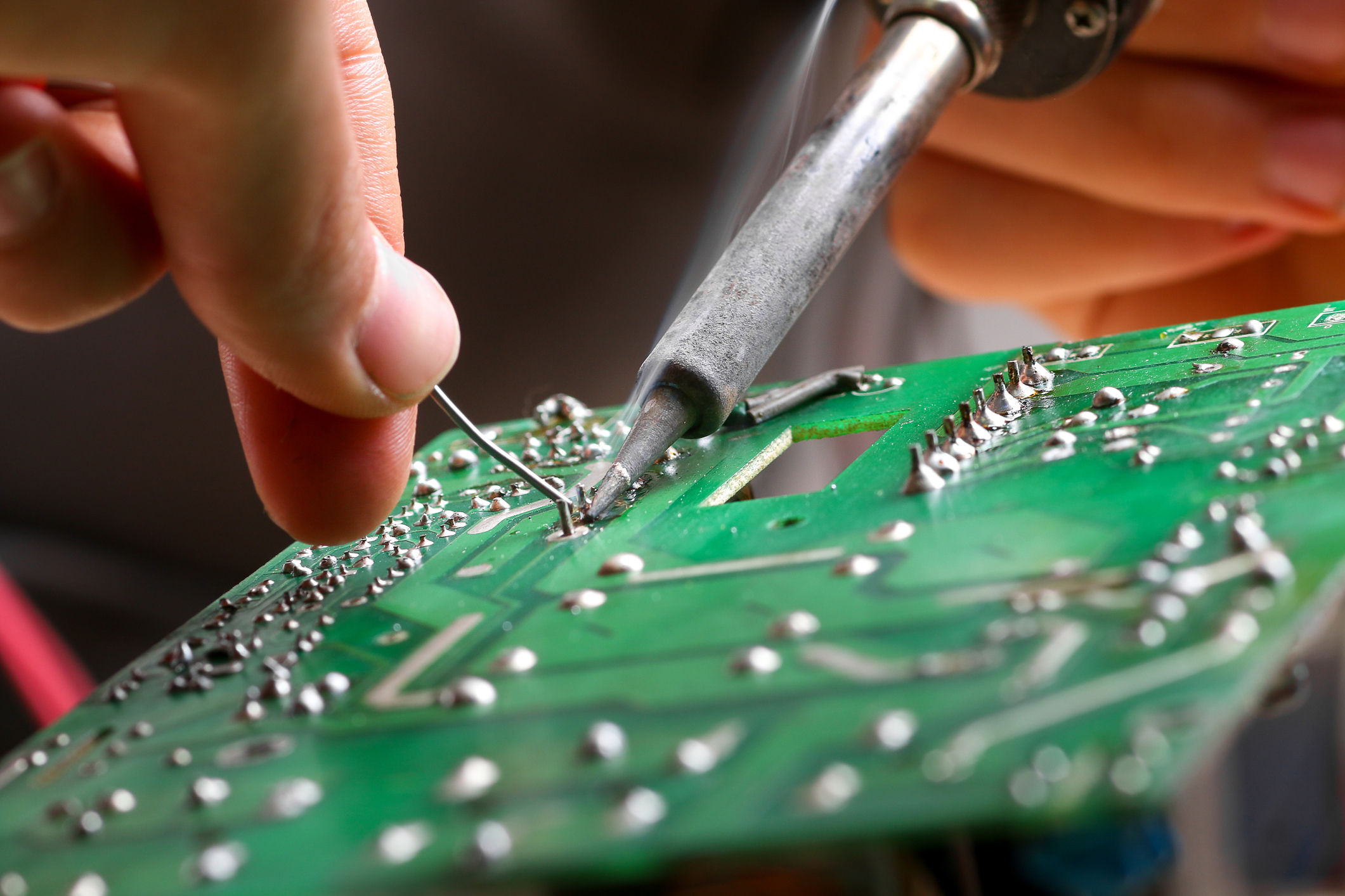 Circuit Board Plant To Bring 80 Jobs Maryland Wtop Buy Home Theater Boardcircuit Boards Orderpcb