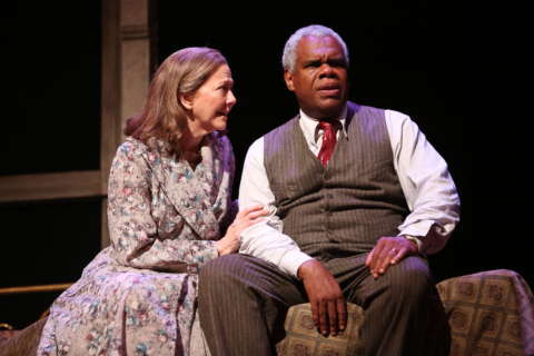 Arthur Miller's 'Death of a Salesman' stars real-life couple at Ford's Theatre