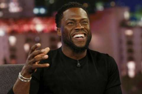 Kevin Hart lands his first Netflix comedy special