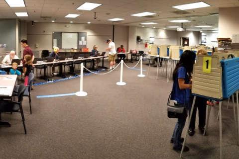 In-person absentee voting begins in Virginia, voters weigh in on governor, legislative races
