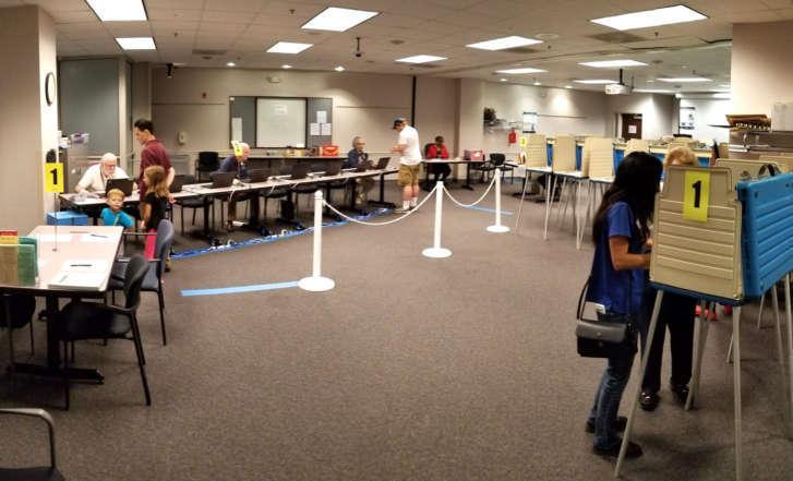 Absentee Voting Gets Underway in Minnesota