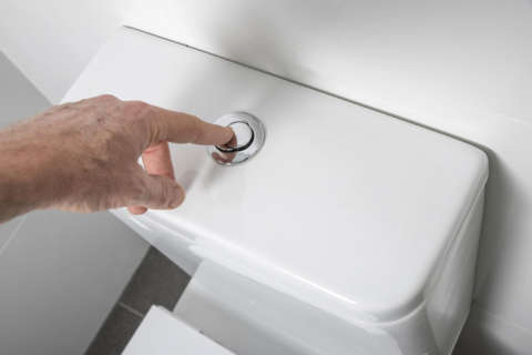 Lawsuit targets what's going down DC toilets