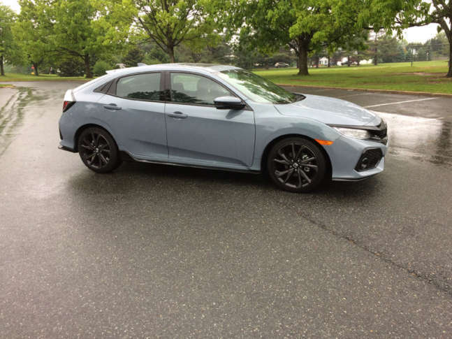 Car Review Need More Space In A Compact The 2017 Honda Civic Hatch
