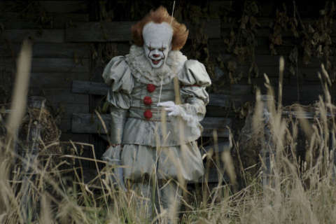 Movie Review: Child's play keeps King's 'It' afloat amid exponential jump scares