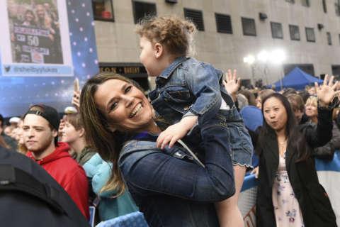 'Today' host Savannah Guthrie pens children's book 'Princesses Wear Pants'