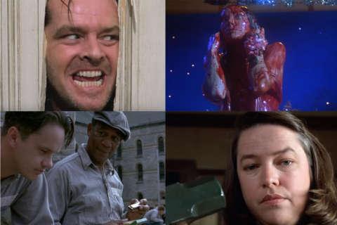 Best Stephen King screen adaptations