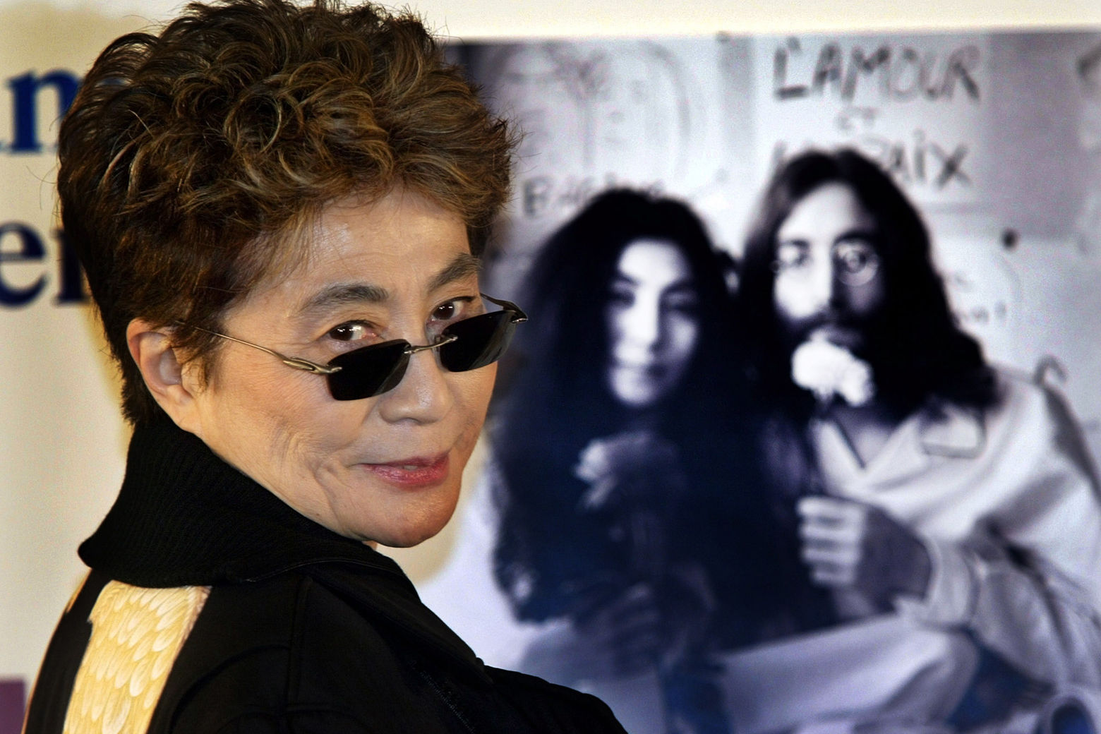 Yoko Ono honored with Hirshhorn concert and Union Market mural   WTOP