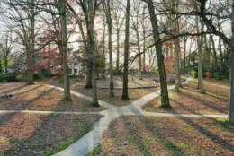 6. Meeting Paths, Greenbelt, Maryland (Photo Credit: Jason Reblando)
