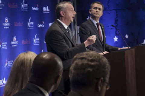 New poll has Northam with wide lead over Gillespie in Va. governor's race