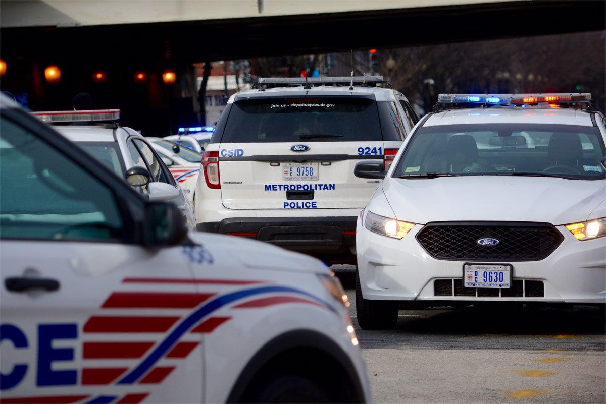 Man stabbed near DC museum