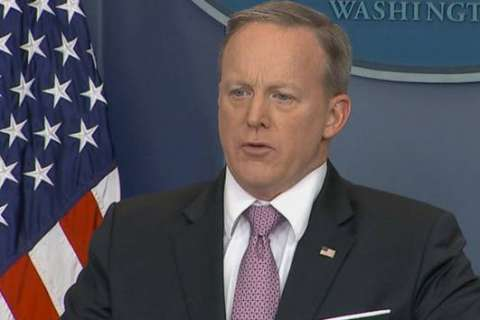 Sean Spicer interviewed by special counsel team