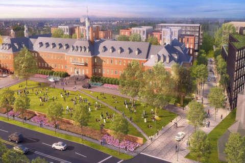 Sneak peek at future Wegmans-anchored Fannie Mae campus