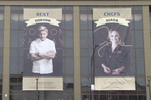 Giada De Laurentiis to open restaurant at Horseshoe Casino