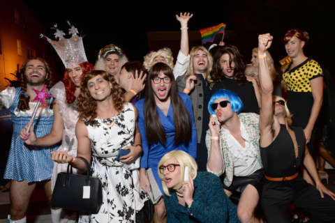 It's High-Heel Race day: You better work fast, Miss Thing