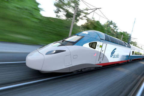 Amtrak unveils new Acela trains
