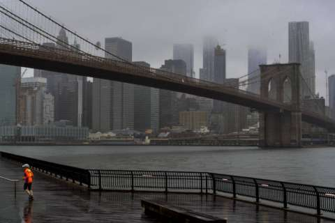 Severe storm leaves about 700K without power in Northeast