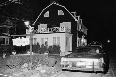 5 of the most haunted houses in the US