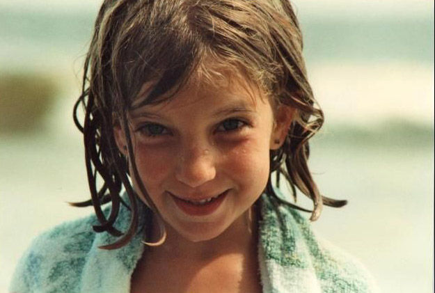 A picture of Lauren Carrano in 1994, shortly before she was diagnosed with Leukemia. (Courtesy Vincent Carrano).