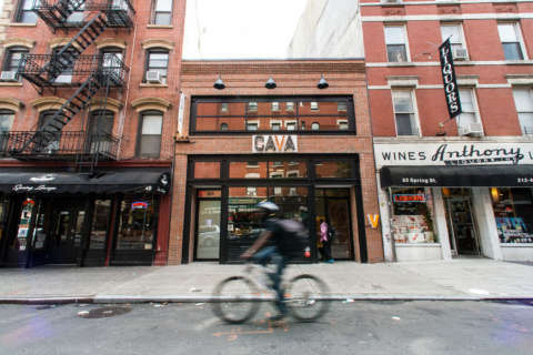 Cava opens 3rd NYC location
