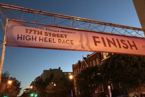 Expect street closures for DC's 34th annual High Heel Drag Race