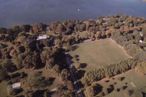 Russian compound on Md.'s Eastern Shore gathers dust, awaits its fate