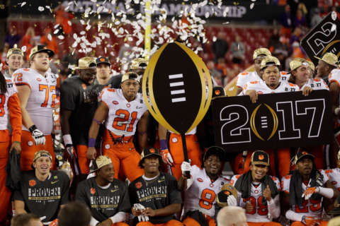 First College Football Playoff rankings predictions