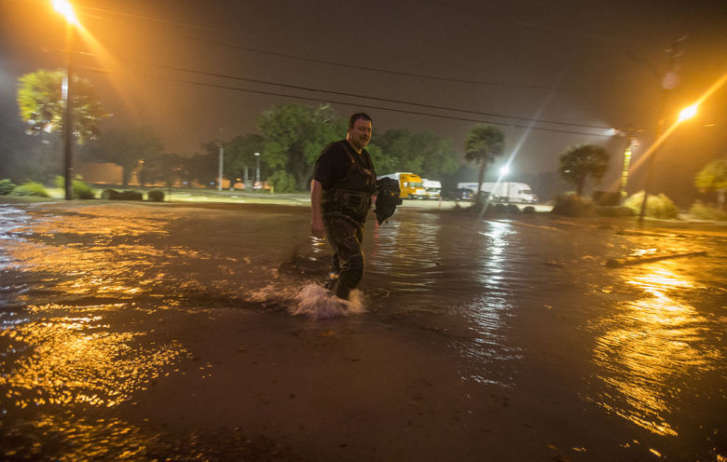 A Weakened Nate Brings Flooding Power Outages To Gulf Coast Wtop