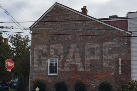 'Ghost signs' around DC: Take your own haunted tour (photos)