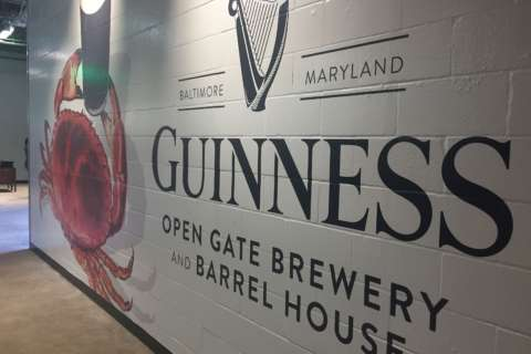 Guinness opens taproom as new Md. brewery takes shape (photos)