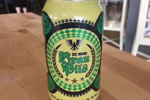 Beer of the Week: DC Brau Brau Pils