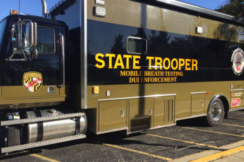 Already celebrating Halloween? Maryland State Police are ready
