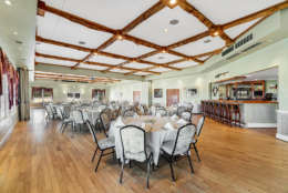 The Inn at Kelly's Ford also includes a restaurant and a pub. (Courtesy Auction Markets LLC)