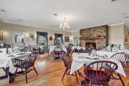 The Inn and Kelly's Ford also includes a restaurant and a pub. (Courtesy Auction Markets LLC)