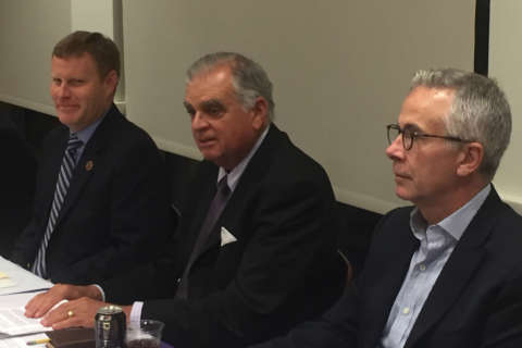 LaHood gets earful in Virginia on recommendation of shrinking Metro's board
