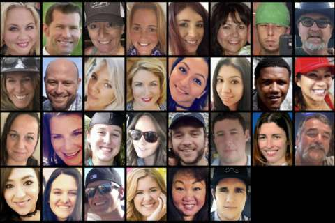 Vegas victims shared love of country music, zest for life