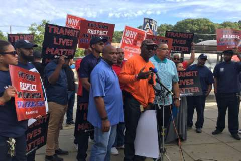 Metro union wants more action on bus driver safety