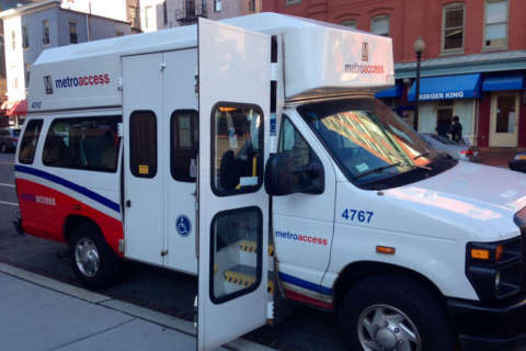 DC won't restore subsidized cab rides for paratransit riders this week