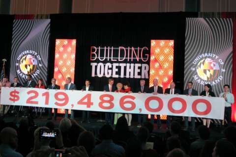 University of Maryland gets $219.5M gift for scholarships