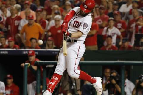 Nats game 3 start time against Cubs set for 4 p.m.