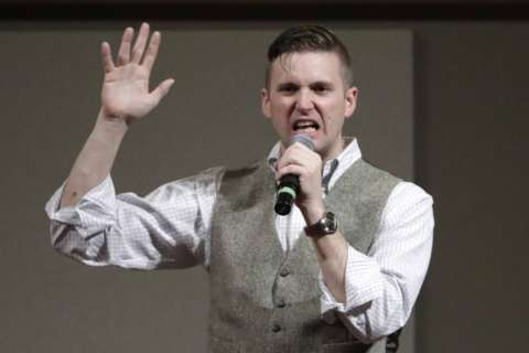 Ohio State sued over refusal to let white nationalist speak