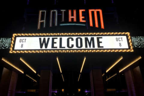Photos: Get a sneak peek of The Anthem, DC's new Southwest venue