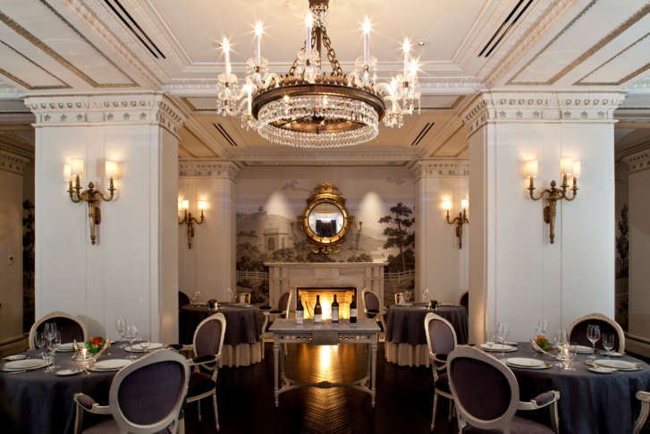 Plume Is One Of D C S Michelin Starred Restaurants It Located In The Jefferson Hotel On 16th Street Nw Courtesy Kyle Schmitz