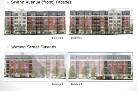 Alexandria council approves amended plan for Potomac Yard condos