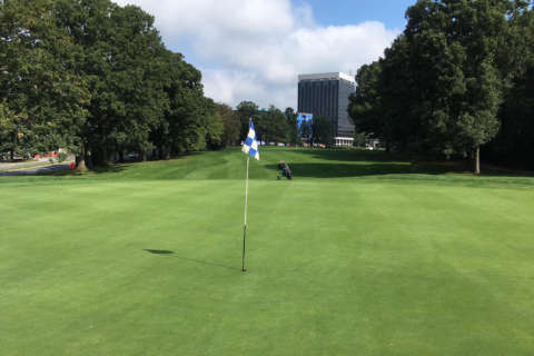 Playing Through: Reston National Golf Course