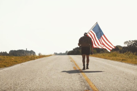 From service for country to service for life: How one veteran is making a difference