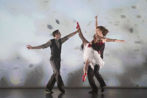 British ballerina talks beauty, madness of 'The Red Shoes' at Kennedy Center