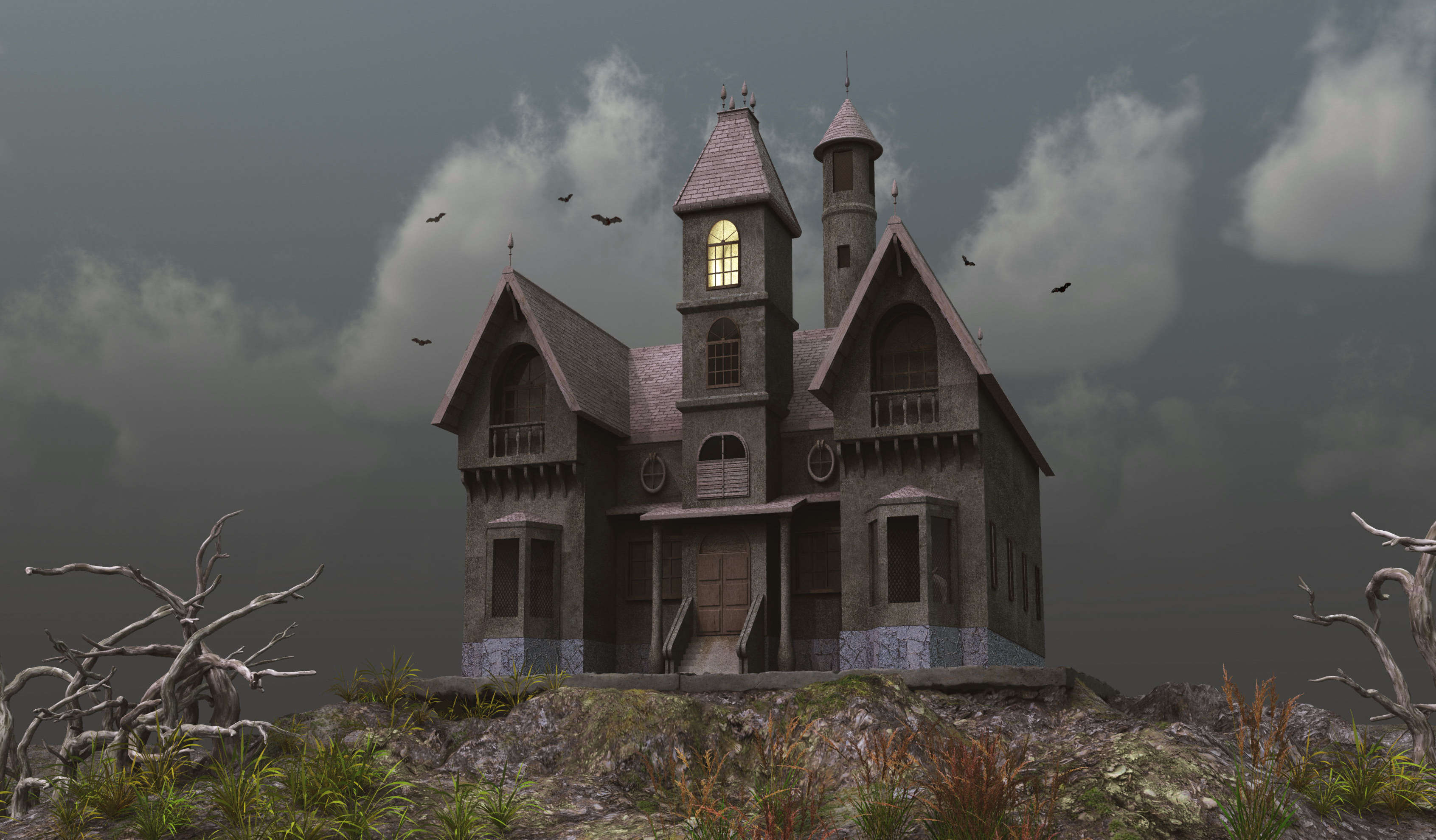 Does tragedy haunt that dream home this site scares up for Dream house website